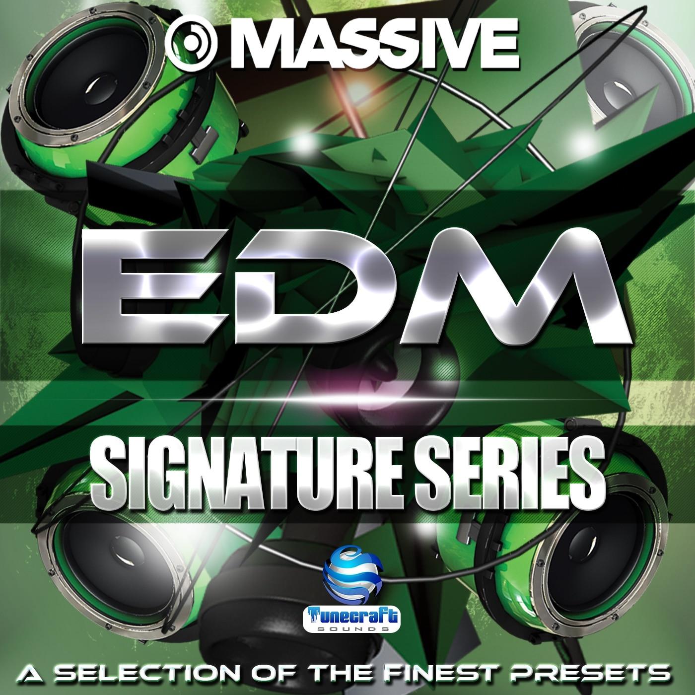 EDM Signature Series cover