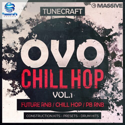 TUNECRAFT OVO CHILLHOP vol1 1000x1000_cover
