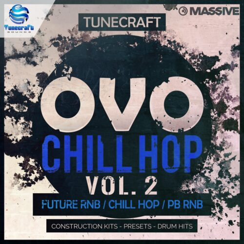 TUNECRAFT OVO CHILLHOP vol2_cover