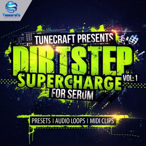 Tunecraft Dirstep Supercharge for Serum [1000x1000]