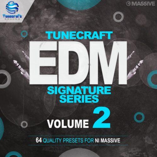 Tunecraft EDM Signature Series Vol 2 1000x1000_cover