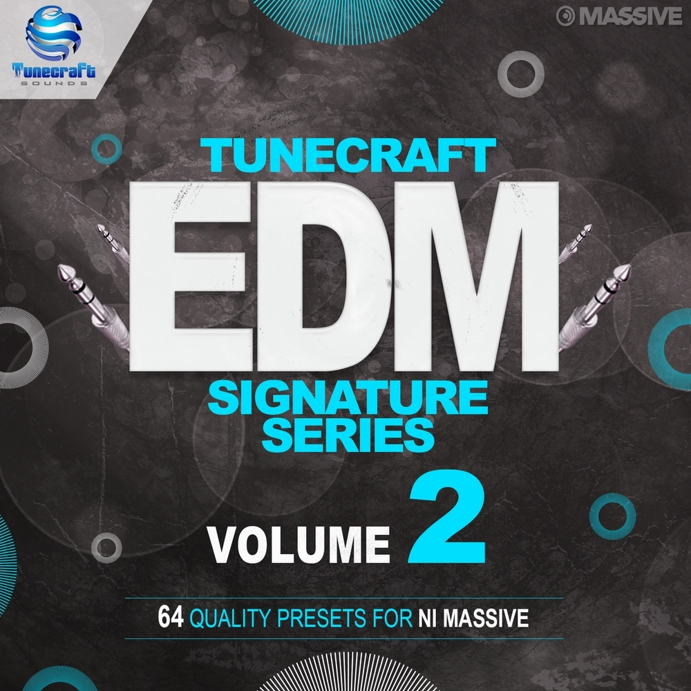 Tunecraft EDM Signature Series Vol 2 1000x1000_cover