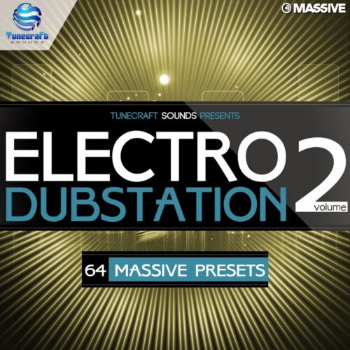 Tunecraft Electro Dubstation Vol 2 [1000x1000]