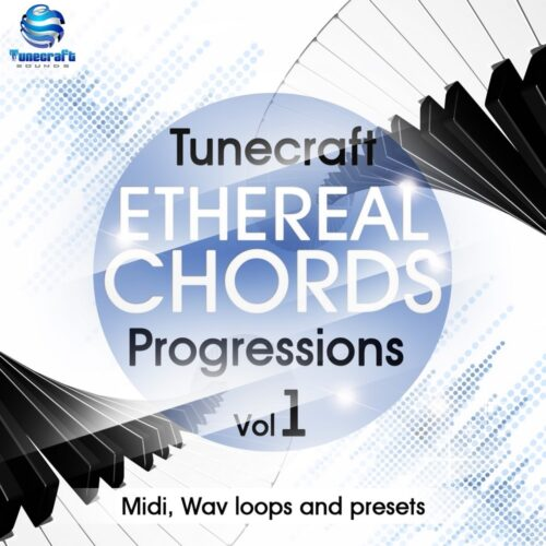 Tunecraft Ethereal Chords Progressions Vol 1 [1000x1000]