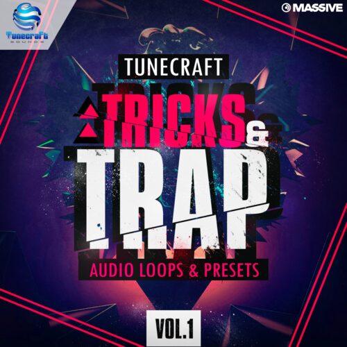 Tunecraft Tricks & Trap_cover