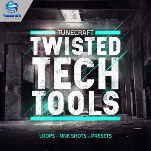 tunecraft twisted tech tools cover 1000x1000