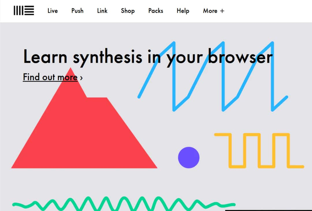 Learn-Synthesis-ableton