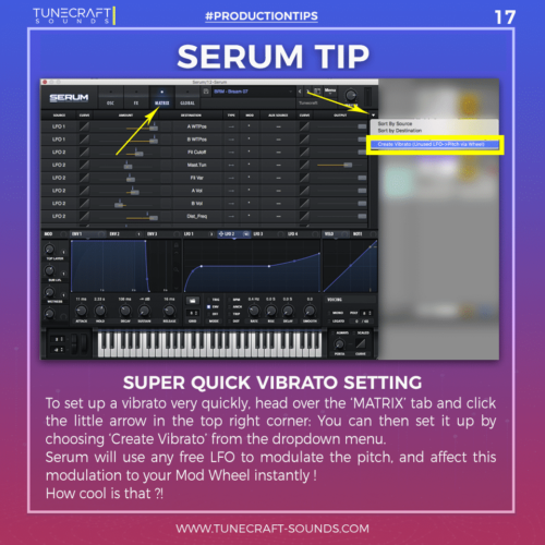 Production Tip 17
