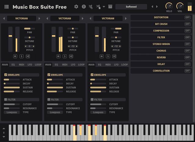 Music Box Free